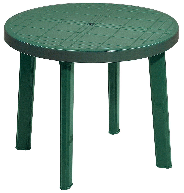 Tisch Kunststoff Ø 90 cm   Lagerhaus Salzburg