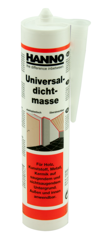 acryl dichtmasse 310 ml transparent | lagerhaus salzburg
