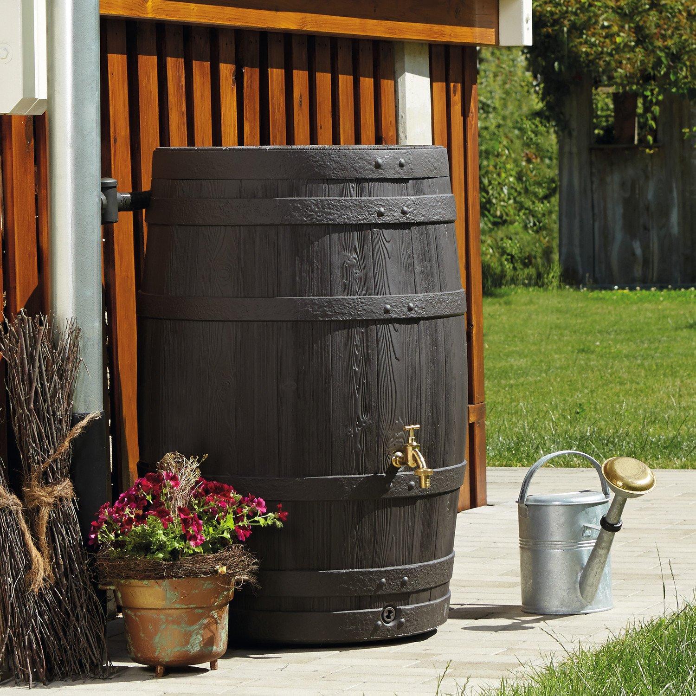 barrica regenfass 260 l lagerhaus salzburg. Black Bedroom Furniture Sets. Home Design Ideas