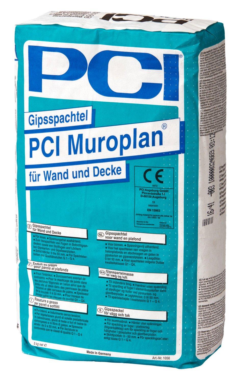 gipsspachtel muroplan 5 kg | lagerhaus salzburg